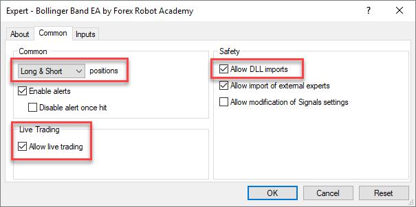 Hướng dẫn cách cài đặt robot forex (Expert Advisor) và chỉ báo kỹ thuật dạng mã code trên MetaTrader