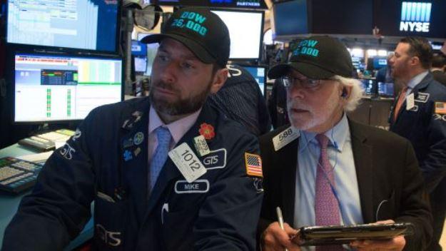 Dow Jones Tăng Nhẹ Trước Những Diễn Biến Mới Nhất Của Thương Mại Mỹ - Trung
