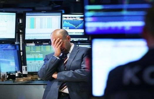 Mất Hơn 300 điểm, Dow Jones đứt Mạch 4 Phiên Tăng Liền