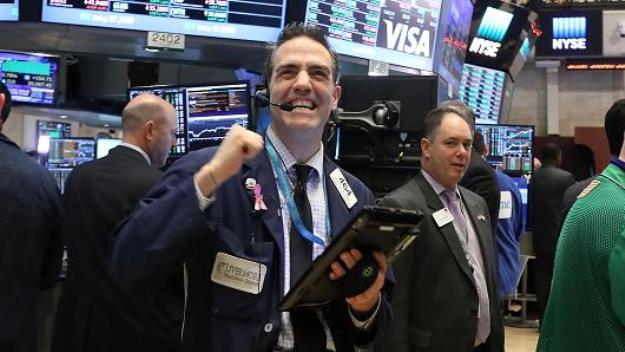 Dow Jones Tăng 4 Phiên Liên Tiếp Sau Biên Bản Họp Của Fed