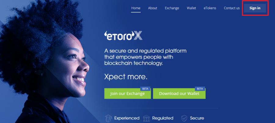 Hướng dẫn đăng ký tài khoản ví tiền điện tử bằng tài khoản eToro