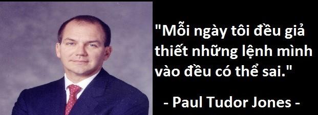 """Paul Tudor Jones – Tượng đài giao dịch """"thế hệ mới"""" phố Wall chia sẻ bí quyết thực chiến bất bại"""