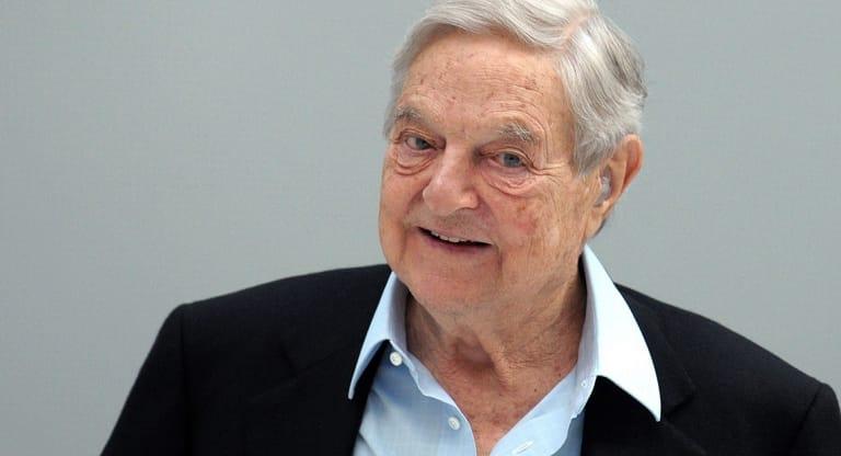 """George Soros – """"vị thần"""" tiên tri tài chính của phố Wall"""