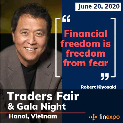 Sự kiện tài chính nổi bật nhất năm - Traders Fair&Gala Night 2020 sắp diễn ra tại thành phố Hà Nội