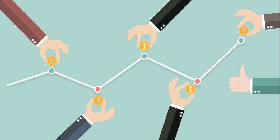 Kiếm tiền đơn giản với chiến thuật trung bình hóa chi phí đầu tư (Dollar-Cost Averaging )