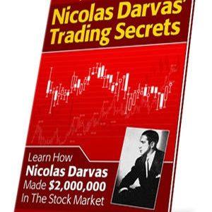 Lý Thuyết Chiếc Hộp Darvas, Nicolas Darvas